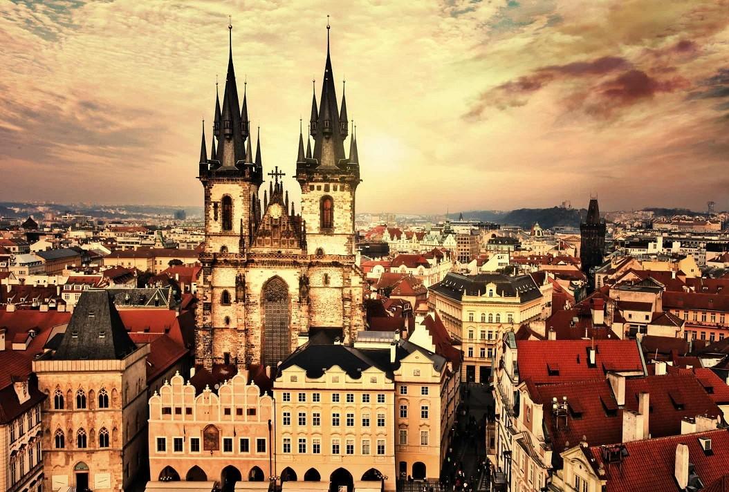 Как оформить визу в Чехию?