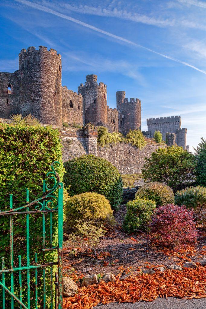 Замок в Вэльсе
