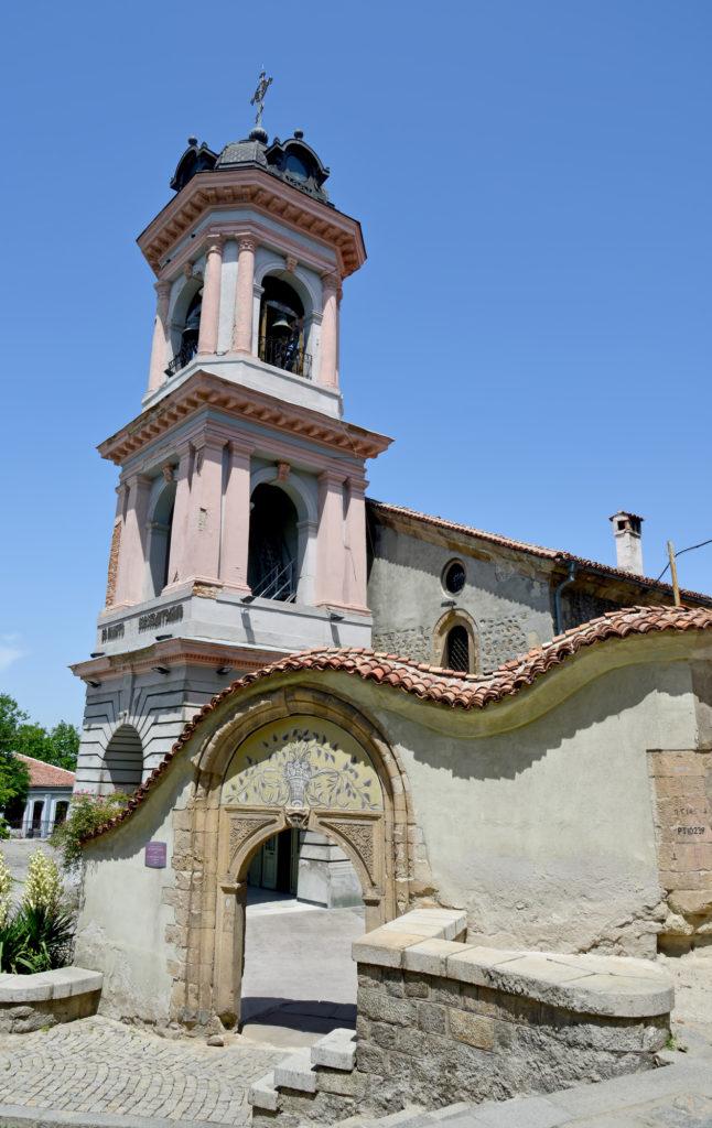 Церковь Девы Марии в Пловдиве