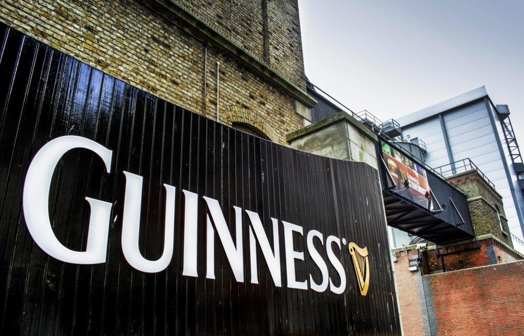 Гиннес – один из главных символов Ирландии