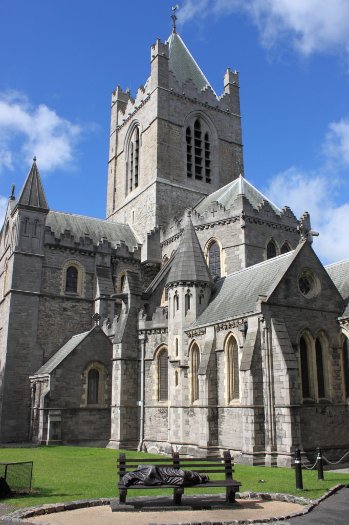Соборо Святого Патрика в Дублине