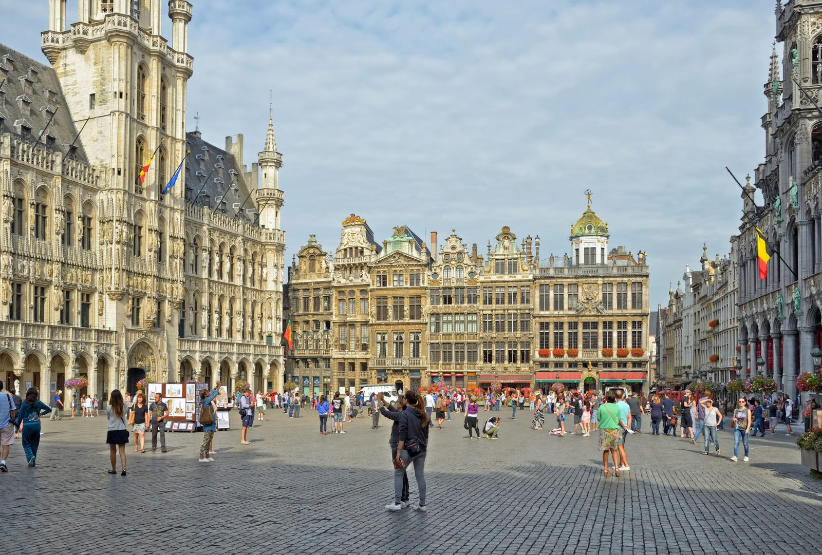 Как оформить бельгийскую визу в 2020 году?