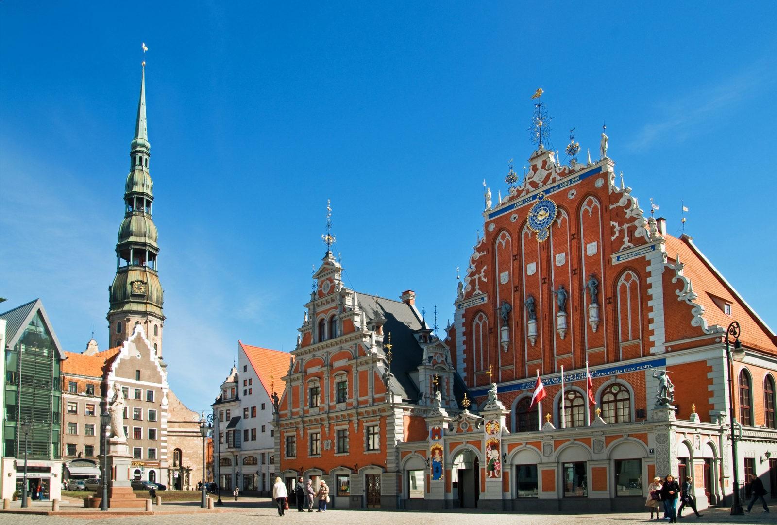 Оформление визы в Латвию по приглашению