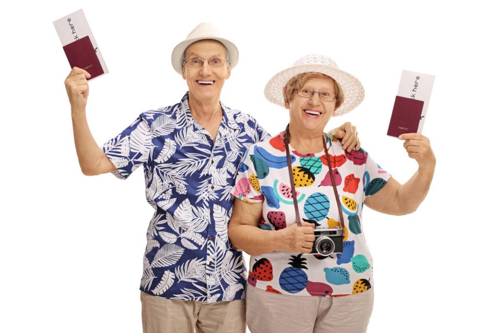 Нам 60 лет, делаем визу в первый раз