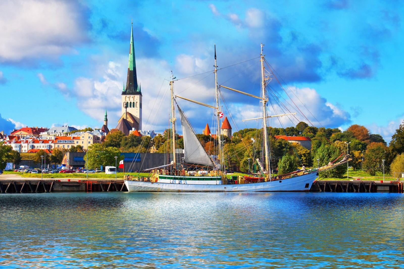 Получение визы в Эстонию в Санкт-Петербурге