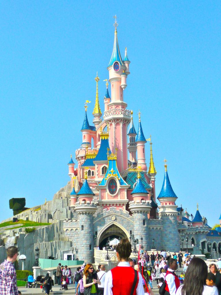 Диснейлэнд в Париже