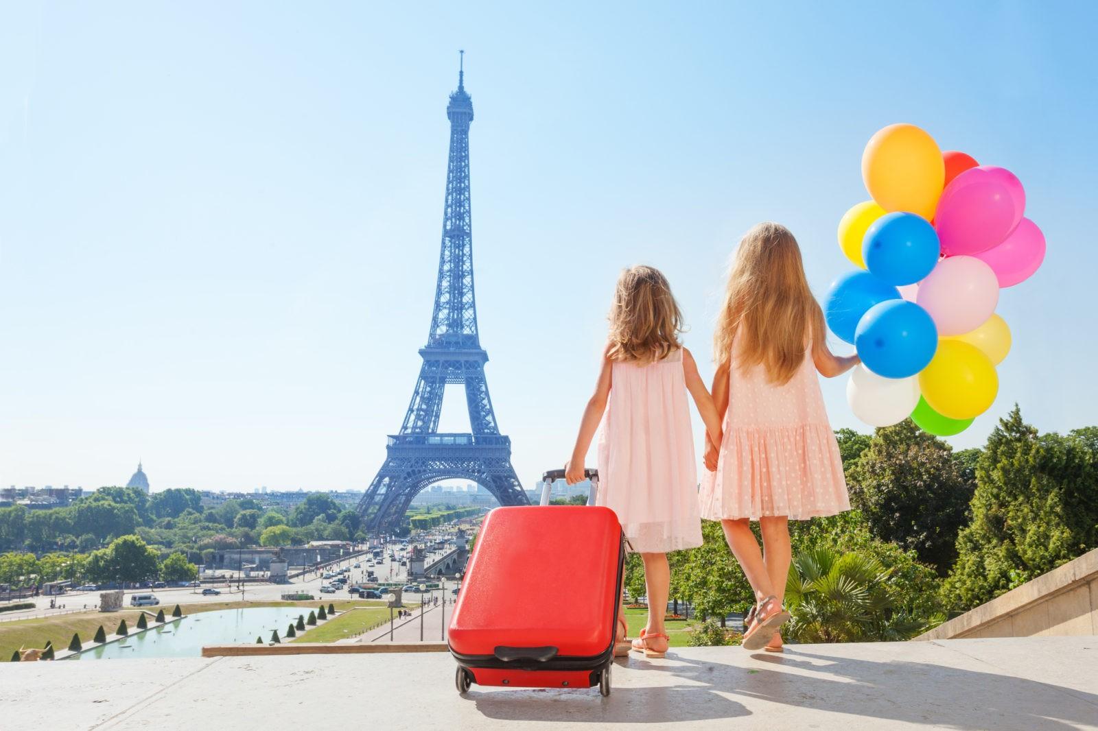 Как оформить визу во Францию?