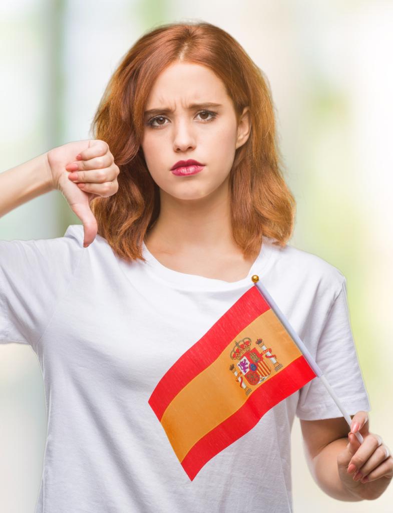 Девушке отказали в испанской визе