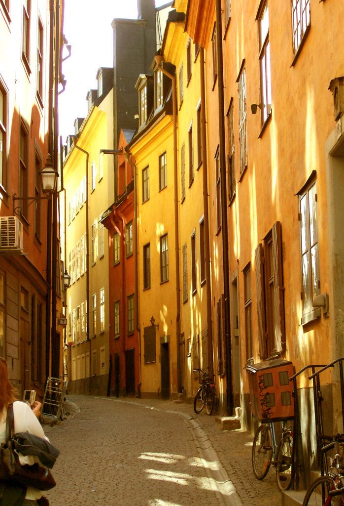 Гамластан, Стокгольм