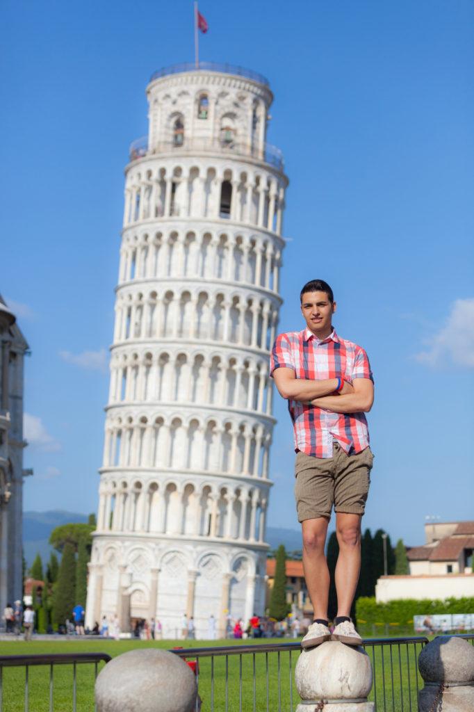 Вас пригласили в Италию