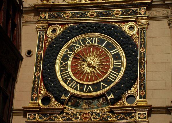 Часы Грос-Орлож в Руане