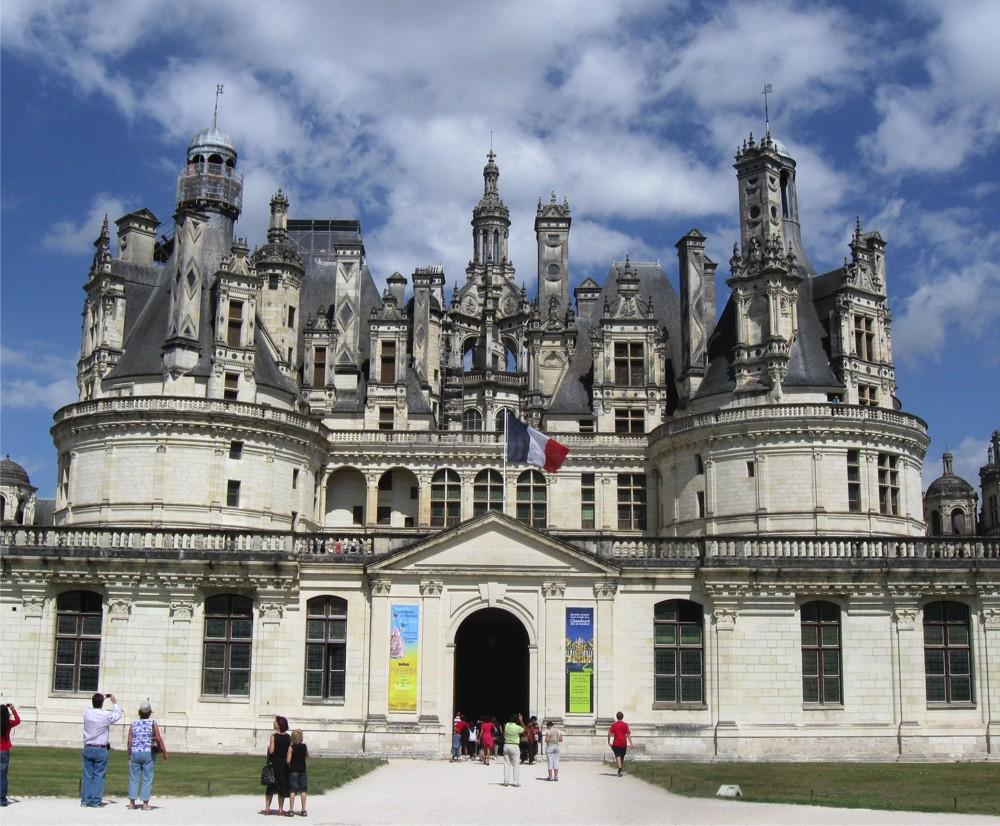 Замки Луары – 15 самых красивых объектов Франции