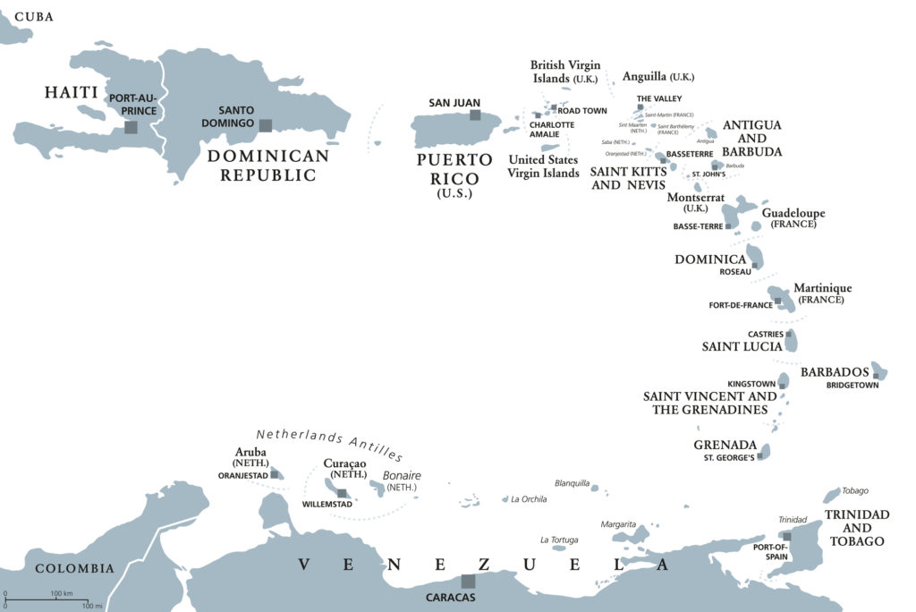 Безвиз с островами Антигуа и Барбуда для россиян!