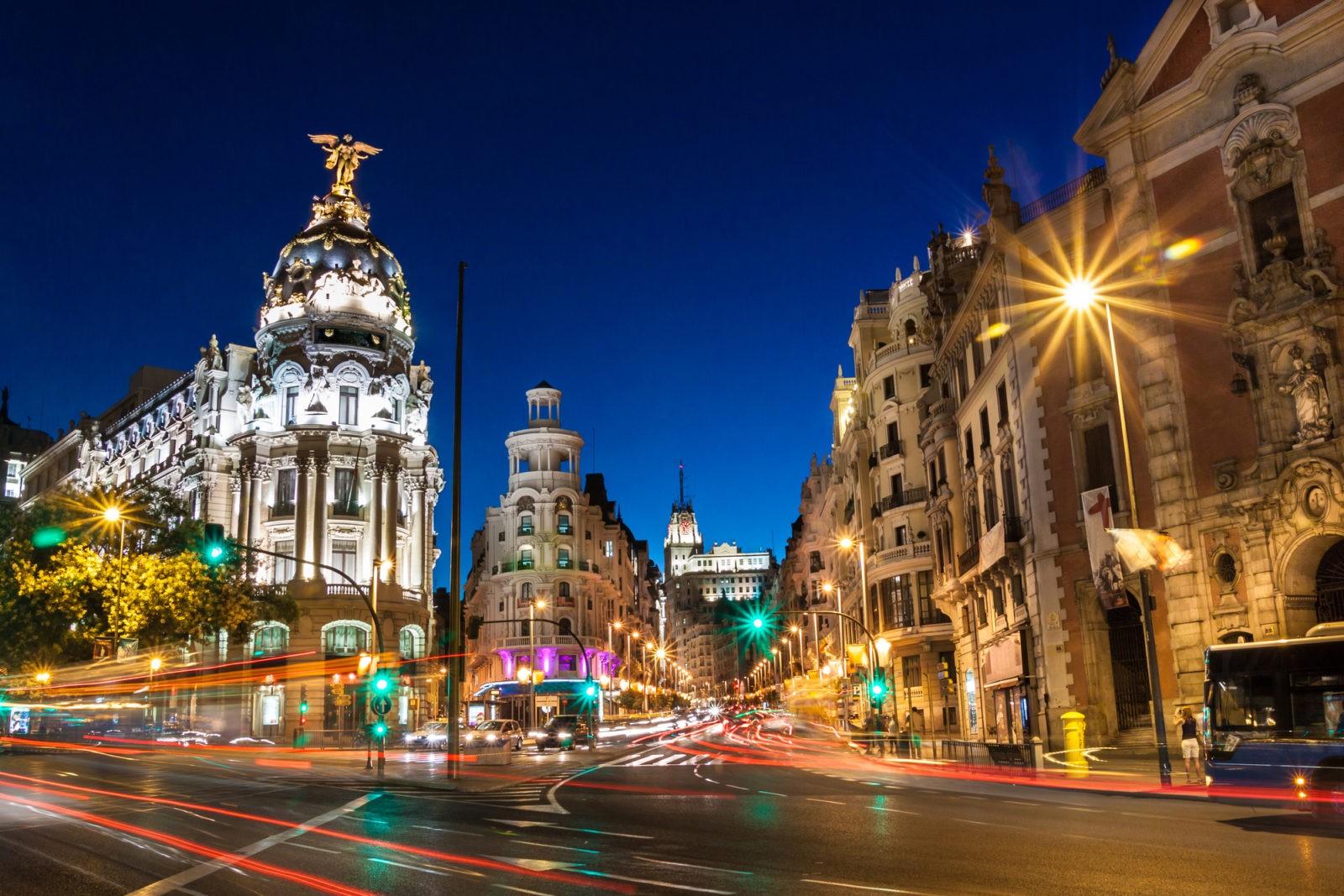 Паспорт в Испании
