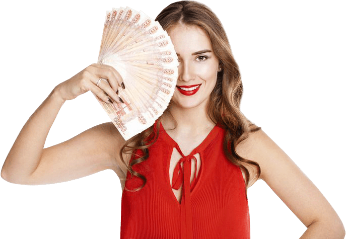 Девушка с деньгами на визу в австралию